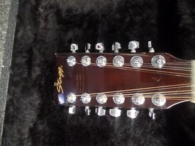 Stagg - 12 String Acoustic Guitar