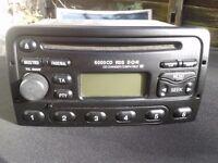 Ford 6000 car/van radio cd player.