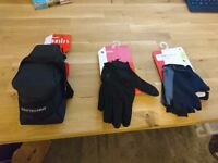 Specialized Saddle Bag and Gloves