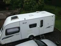 Sterling Moonstone 4 08 Berth Touring Caravan