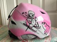 Uvex girls ski / snowboard helmet
