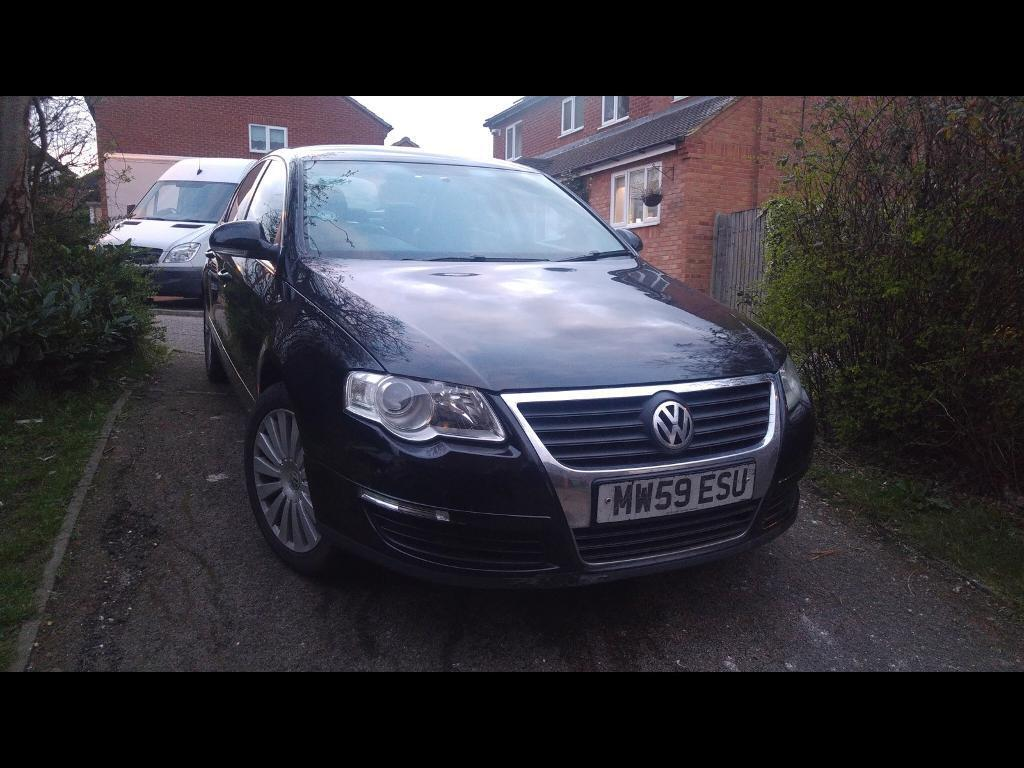 vw passat b6 1 8 tsi 2009 59 dsg in milton keynes. Black Bedroom Furniture Sets. Home Design Ideas