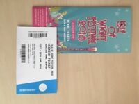 Isle of Wight Adult Camping Ticket - Thurs 21st to Sun 24th