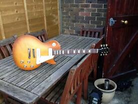 Gibson Les Paul 60s tribute 2016