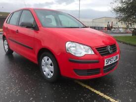 Volkswagen polo trade in to clear