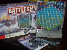 Battlehip board game