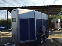Ifor Williams 505 horsebox / trailer
