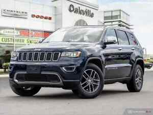 2018 Jeep Grand Cherokee LIMITED | FORMER CO CAR | HEATED LEATHE