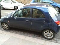 FORD KA 1.3 LUXURY, Road Tax and Mot Incuded, FULL LEATHER + AIRCON
