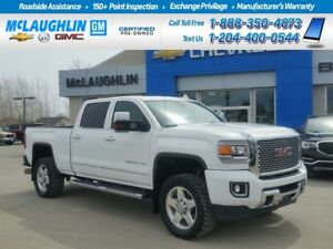 2015 GMC SIERRA 2500HD *Rem Start *Htd Leather *Bluetooth *NAV *