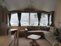 STATIC HOLIDAY HOME, LOCH ECK, ARGYLL