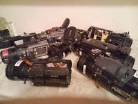 7 Sony HDV HD Video Camera Recorders Bundle (For Spare Parts) - £250