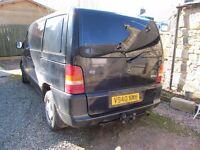 Mercedes Vito van for sale . no vat.