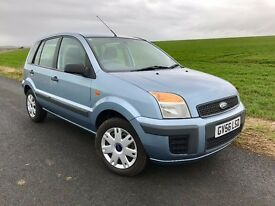 Ford Fusion 1.4 TDCi Style Climate - Low Mileage