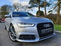 Nov 2016 Audi A6 2.0 TDI Ultra Black Edition 4dr S Tronic BOSE, TECH PACK HIGH, ONE OWNER, FASH