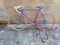 Classic vintage racer bike men's/ladies 59cm frame (Hackney)