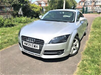 2010 Audi TT 2.0 TDI Quattro 3dr --- Diesel --- Manual --- Part Exchange Welcome --- Drives Good