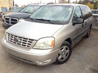 2006 Ford Freestar CALL 519 485 6050 CERT AND E TESTED