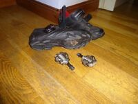 Shimano MTB Pedals and Shoes