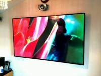 """65"""" Techwood Smart TV LED 4k Ultra Hdtv 65ao4usb Black"""