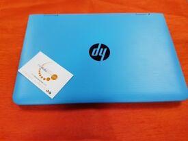 HP Laptop (Blue)