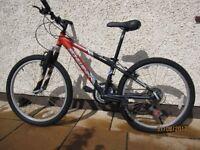 """Schwinn Frontier 24"""" wheels Sport Bicycle - suit teenager"""