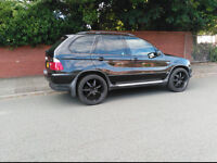 BMW X5 automatic SUV 3.0litre Diesel