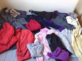 Jackets, winter jumpers & clothes from £1