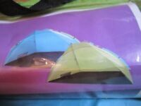 Brand New With Case Childrens/Baby Sunshade Tent