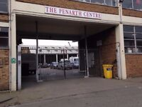 Secure parking space in SE15 (South Bermondsey, Ilderton Road)