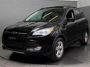 2013 Ford Escape SE ECOBOOST MAGS TOIT PANORAMIQUE CUIR NAVIGATI