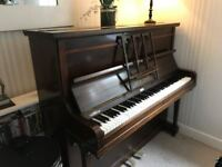 Supertone Piano for sale. Good first time piano, needs re-tune but in good working order.