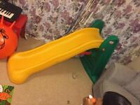Little Tikes Easy Store Large Slide - Sunshine - to collect in hucknall