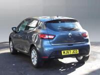 Renault Clio DYNAMIQUE NAV TCE (grey) 2017-10-11