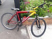 "26"" mens bike for sale"