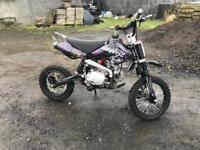 110cc Stomp FXJ2 pitbike £375