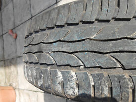 195/65 R15 Steel Wheel & Tyre 6mm