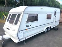 Caravan 6 Berths