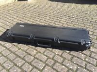 WATERPROOF FOAM LINED CASE for Gun, sports, camera, metal detector