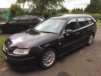 Saab 9-3 estate TiD turbo diesel 2006 (vectra mechanicals)