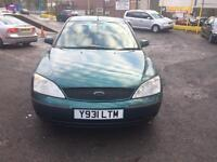 FORD MONDEO 2001 BARGAIN!