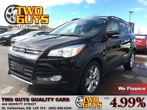 2013 Ford Escape SEL NAVIGATION LEATHER MOON ROOF