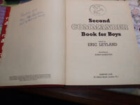 Second Commander book for Boys