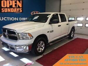 2014 Ram 1500 CREW CAB! 4X4! HEMI! FINANCE NOW!