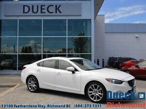2015 Mazda MAZDA6 GT  LOW Mileage - Accident Free - ONE Owner