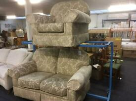 2 Seater Sofa and armchair #42297 £139