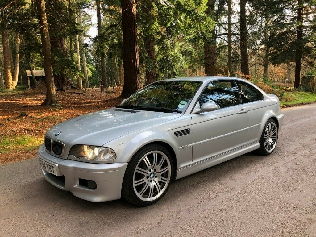 BMW E46 M3, Manual, Low Miles, 1 Previous Owner | in New Milton, Hampshire  | Gumtree