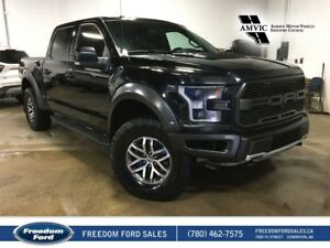 2017 Ford F-150 Leather, Navigation, Sunroof