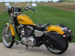 2013 harley-davidson XL1200V Seventy-Two   Chrome Yellow Pearl & London Ontario image 9