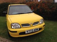 Humble little Micra £495 or near offer ! 998cc MOT till July 2018 !
